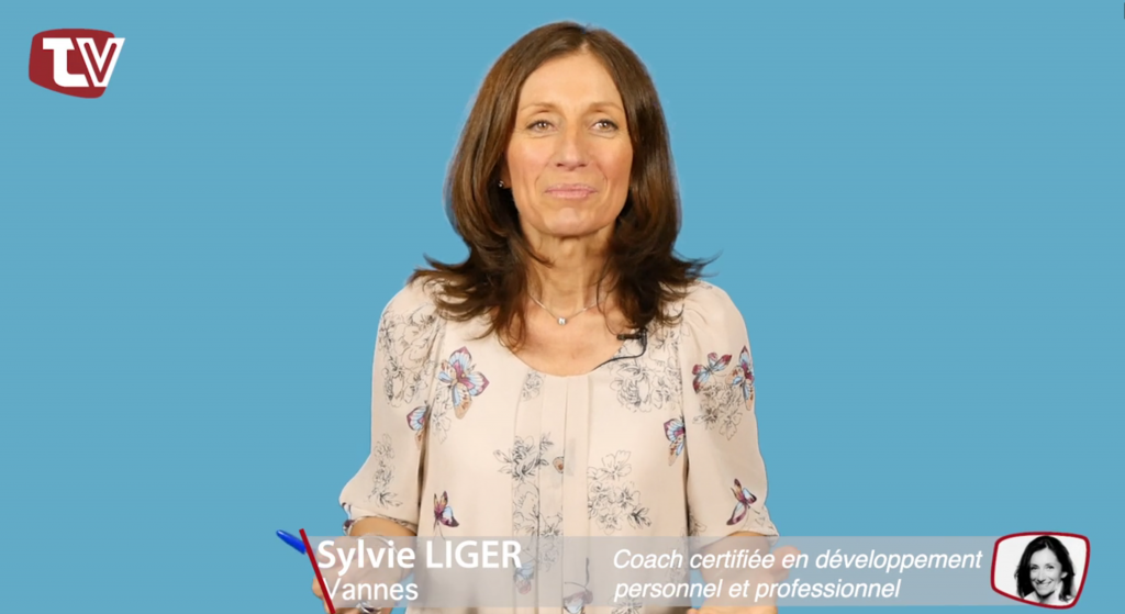 TV Vannes - EMISSION LOCALE ACTU DIRECT Sylvie LIGER COACH la minute de coaching